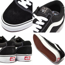 Zapatillas Vans Tnt V Black