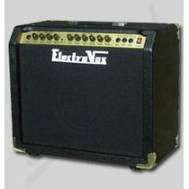 Amplificador De Guitarra Valvetech Gtt60w Electrovox Decoud