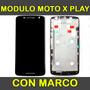 Modulo Display Touch Motorola Moto X Play Pantalla Original