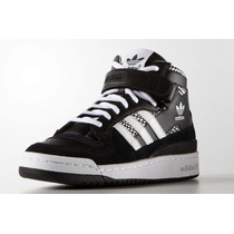 Zapatillas Adidas Forum Mid Rs Leather Originals Importadas