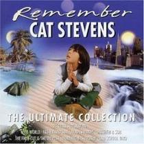 Cat Stevens - Remenber - Disco Compacto - Red&blue