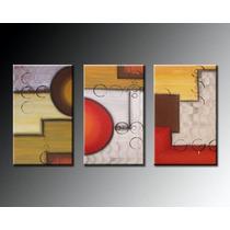 Cuadros Abstractos Originales - Tripticos - Dipticos !!!