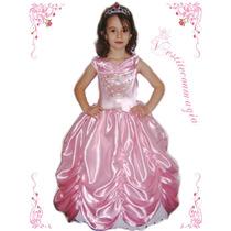Disfraz Nena Princesa Blancanieves Cenicienta Bella Aurora