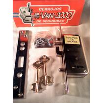 Cerrojo Van 2000 Modelo 946 Para Puertas Corredizas Portones