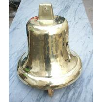 Campana De Bronce 30cm