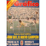 Revista Grafico 3133 Tigre Campeon Potente San Lorenzo Newel