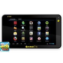 Tablet X-view Proton Gaturro 4gb 7p Dual Core 2 Fundas Juego