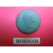 Robmar-f50-dupondio-roma-emperador Vespaciano-70-79-d.cristo
