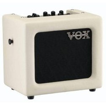 Vox Mini3 11amp Models And 2 Effect Sections Iv Ivory