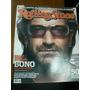 Revista Rolling Stone Bono U2 Rolling Santana Febrero 2006