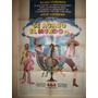 Poster Pelicula *descubri El Mundo *1981 Pantera Rosa