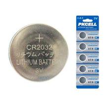 Caja Pilas Botón Cr2032 Pkcell X 20 Unidades