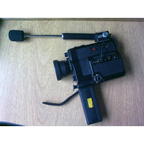 Filmadora Super 8 Canon 312 Xl-s Sonora
