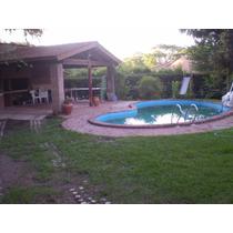 Casa 8 Pers. Santa Rosa Calamuchita $150 P/p Y Por Dia