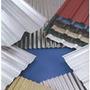 Chapa Trapezoidal Y Acanalada Color Por M2 De 1era Calidad