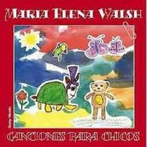 Maria Elena Walsh Canciones Para Chicos Cd Original Clickmu
