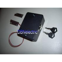 Alarma Avisador Puerta Abierta, Sin Cables, A Bateria