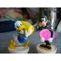Pato Donald Y Gooffy O Tribilin Coleccionables De Disney