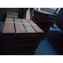 Deck Baldozas De Madera Balcones Y Terrazas 30x30cm
