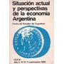 Centro Estudios Coyuntura - Situación Economía Argentina J10