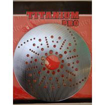 Intruder 800 Suzuki. Disco Freno Delantero Titanium Pro