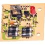 Fusible Electronico Cc (2a) Y Ca (3.5a) Plaquetodo 240