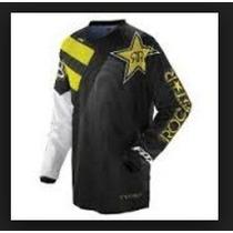 Conjunto Motocross Fox Nomad Rockstar Nico Beach Racing