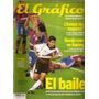 El Gráfico 4251 B- Luis Rueda- Racing/ Julio Velasco- Voley