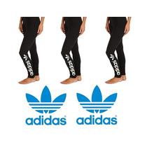 Calzas Adidas Frizadas X 3 Unidades