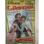 Poster Pelicula -la Despedida- Virginia Luque Año 1956