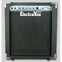 Amplificador Combo P/bajo Basstech 120w De Electrovox
