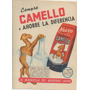 Antigua Propaganda -foto - Jabòn En Polvo Camello