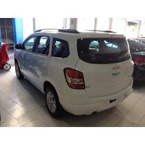 Chevrolet Spin Lt 1.8 2016 0km Financiacion Tasa 0% #2