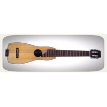 Guitarra De Viaje C Nylon Modelo Original Luthier A Pedido