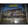 Posters De Banfield Campeon Nacional B 92/93 El Grafico