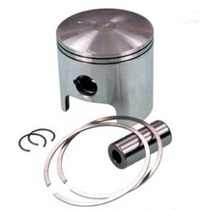 Kit Piston Yamaha Rx 100 En 0,25 Original Solo Fas Motos