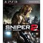 Sniper 2 + Super Street Fighter 2 Hd -ps3 Digital -