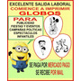 Serigrafia - Sublimacion Nuevos Oficios Imprimi Globos