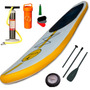 Stand Up Paddle Surf Tabla Sup Inflable Sportek + Accesorios