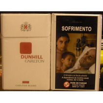 Box Dunhill De Brasil Con Advertencia Fotografica Full