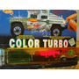 Hot Wheels Mattel 1993 Turbo Color Vintage Epoca Galgo