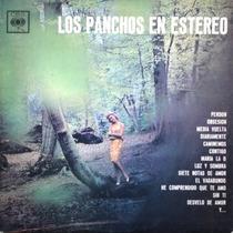 Trio Los Panchos - En Estereo - Lp Año 1965 - Boleros