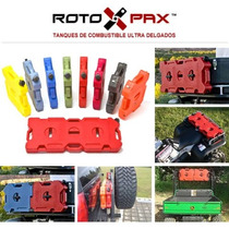 Tanque Plastico Rotopax Ultra Delgado, 15 Lts, Made In Usa