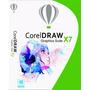 Suite Corel Draw X7 Sp5 Con Galeria De Vectores En 6 Dvds