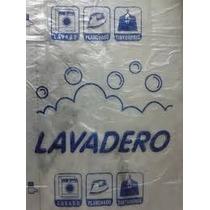 Bolsas Lavadero De Ropa, Bolsas Valet, 50x70cm. X 500 Unid.