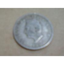 Moneda De 5 Centavos De Colon, El Salvador Año 1966, Exelent