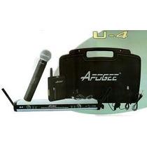 Microfono 3 En 1 Inalámbrico Uhf Apogee U-4