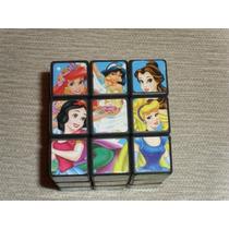 Cubo Magico Rubik Princesas Cenicienta Bella Souvenir Gabym