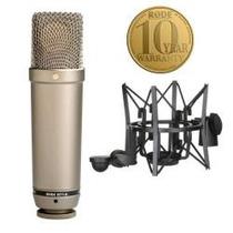 Micrófono Condenser De Estudio Rode Nt1a - Nuevo En Caja