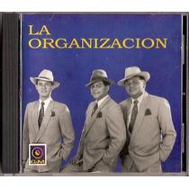 Cd La Organizacion (1995) Nuevo Cumbia Colombiana Salsa Etc.